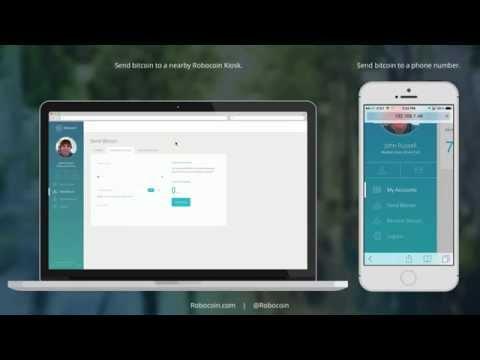 Bitcoin ATM Robocoin Kiosk video