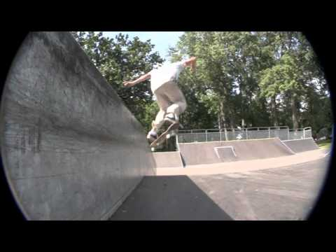 COLIN EMBRY AND JOSH ETTINGER AKA SCRUB SKATEBOARDING MONTAGE #1