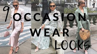 OCCASION WEAR OUTFITS | WEDDINGS AND FORMAL PARTIES | LYDIA TOMLINSON