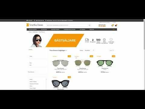 Hur använder man en rabattkod på SmartBuyGlasses