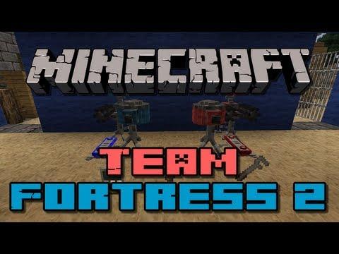 1 7 10] [SMP/SSP/LAN] Team Fortress 2 Sentry Gun Minecraft Mod