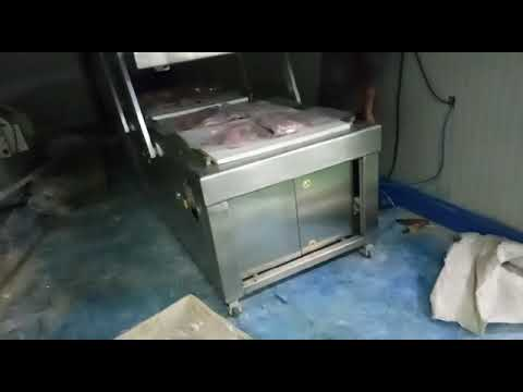 Dry Fish Vacuum Packing Machine