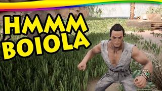 Conan Exiles - ESCRAVO BONITO? HMMM BOIOLA #22