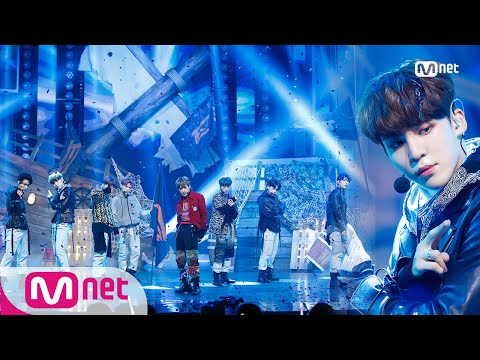 [ATEEZ - Pirate King] Debut Stage | M COUNTDOWN 181025 EP.593