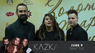 KAZKA North American Tour 2019
