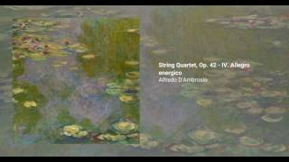 String Quartet, Op. 42
