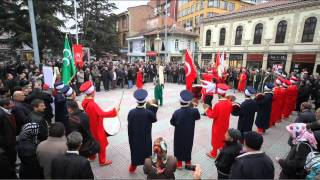 preview picture of video 'IYC KASTAMONU MEHTERAN TAKIMI'