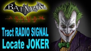 preview picture of video 'Batman Arkham City: Trackdown the Radio Signal to Locate Joker 1/2'