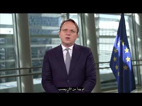 EU Commissioner Oliver Várhelyi emphasises support to Jordan