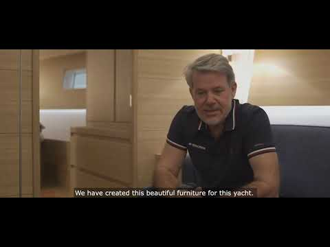 X-Yachts X5.6 video