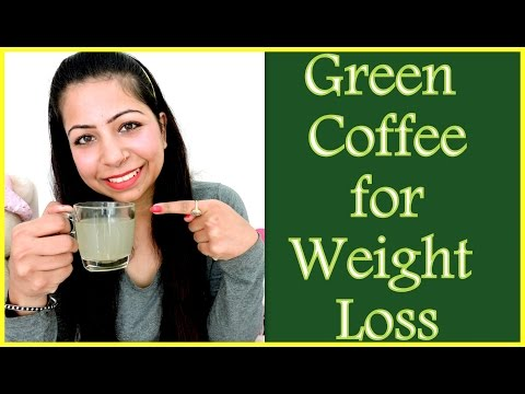 Green Coffee for Weight Loss | How To Make Green Coffee to Lose Weight in a Month | Fat to Fab