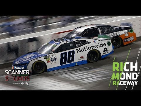 'I want to shove that silver spoon' - Scanner Sounds: Best of NASCAR in Richmond