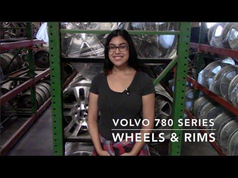Factory Original Volvo 780 Series Wheels & Volvo 780 Series Rims – OriginalWheels.com