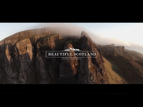 Video of most beautiful places in Scotland
