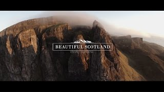 Beautiful Scotland - Aerial / Drone Showreel