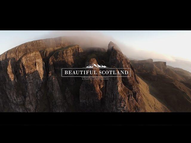 Scotland Drone Company - Beautiful Scotland - Aerial / Drone Showreel