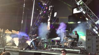 Future Rock covering Daft Punk's Contact live at Electric Forest 2013