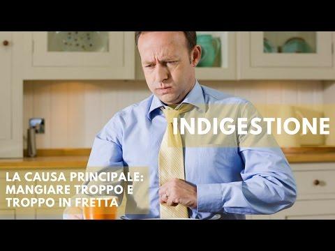 Prostatite negli uomini nutrizione
