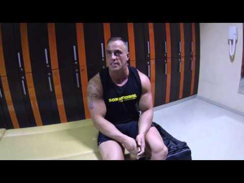 Przędzenie mięśnie nóg, co robić