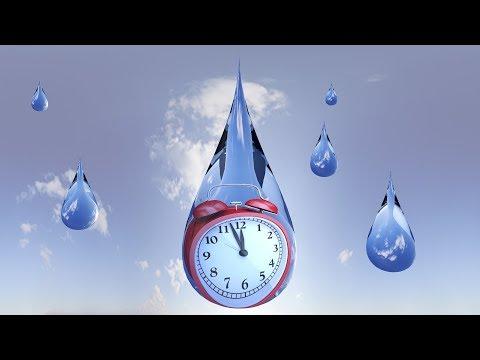 Alarm Clock from Plastic Bottles
