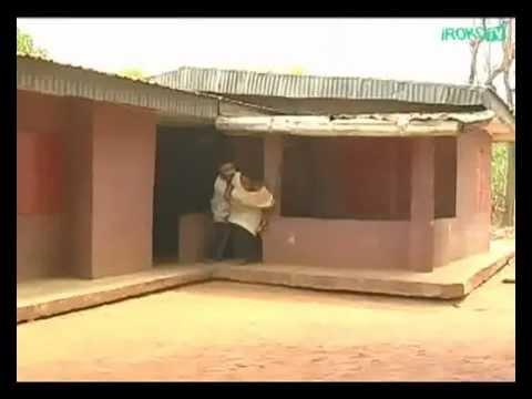 Chinwetalu Agu Breaks Wifes Waist