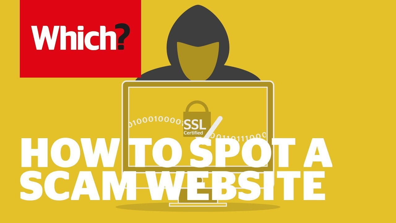 What you should look to identify if a web page is real or fraudulent