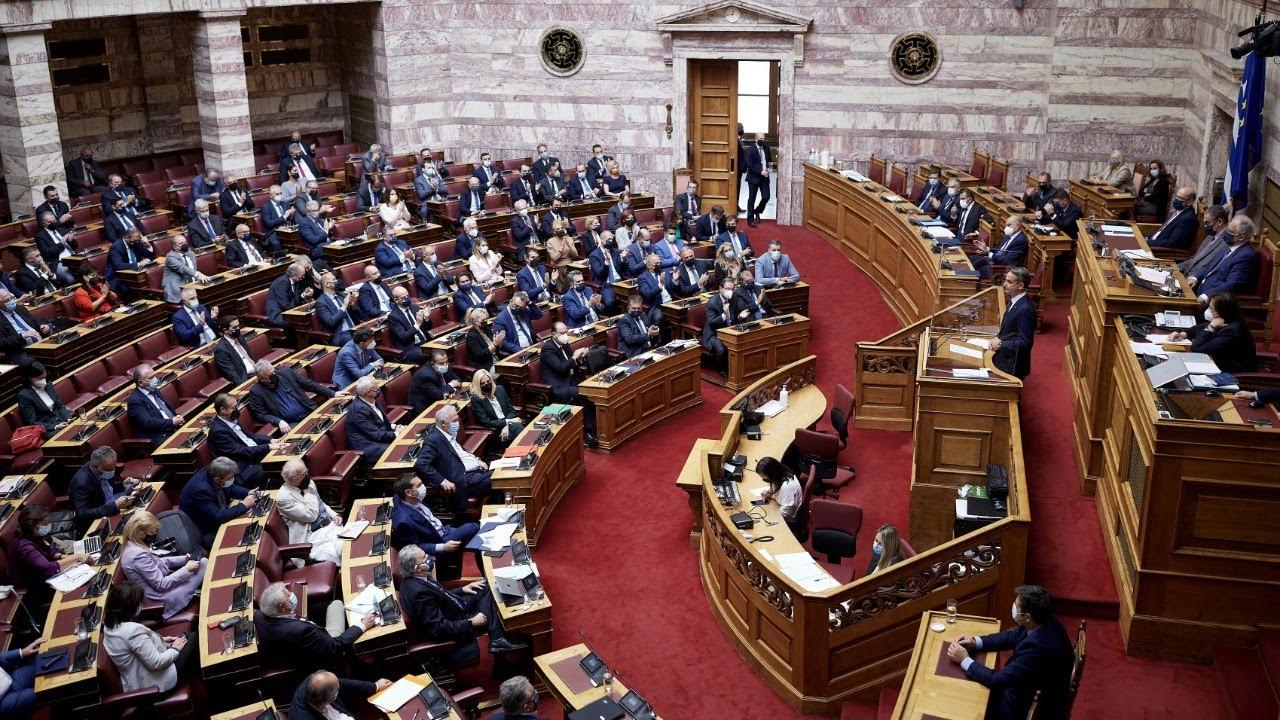 Δευτερολογία Κυριάκου Μητσοτάκη στη Βουλή στη συζήτηση για την Κύρωση της Συμφωνίας Ελλάδας-Γαλλίας