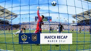 """You could not write this"": LA Galaxy v. LAFC 