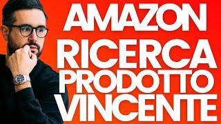 VENDERE SU AMAZON COME TROVARE UN PRODOTTO VINCENTE...