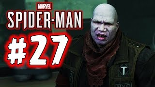 Gambar cover Spider-Man Ps4 - Part 27 - Tombstone Boss Fight