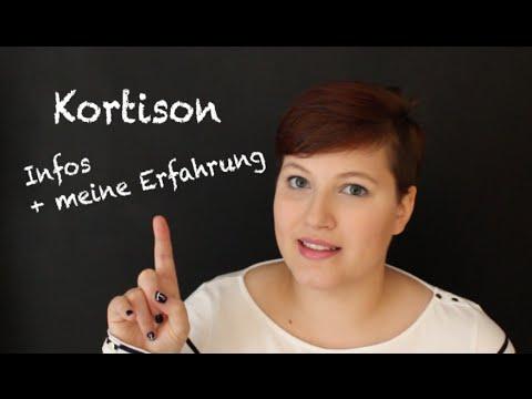 Kortison - Infos und Tipps - Rheumawoche Video 4