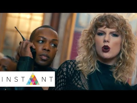 Todrick Hall Dishes On Being In Taylor Swift's Music Video | EXCLUSIVE | INSTANT