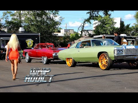 WhipAddict: Florida 2 Atlanta Car Show; Kandy Paint, Donks, Big Rims, Custom Cars