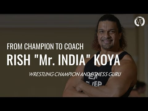 Voice of The Entrepreneur: Mr. India Pro Wrestler and Entrepreneur