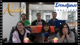 Disney's Aladdin Official Trailer   Reaction + Discussion