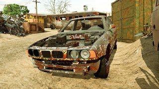 СВАЛКА ГЕРМАНИИ!! БРОШЕННАЯ BMW E34 M5 НЕ СМОГ ПРОЙТИ МИМО!