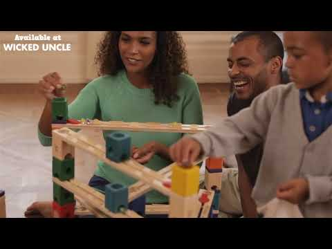 Youtube Video for Marble Run - The Quadrilla Roundabout