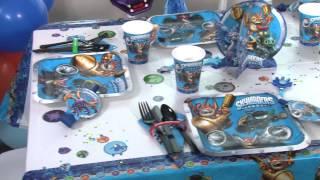 Skylanders Party Ideas!