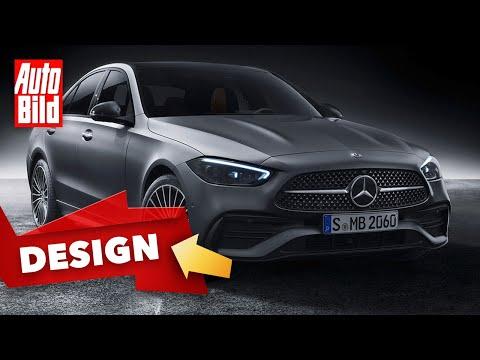 Mercedes C-Klasse (2021) |neue C-Klasse im Design-Check |Vorstellung mit Moritz Doka