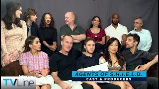 'Agents of SHIELD' Cast Talks Series Ending With Season 7