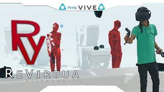 O Dia que experimentei o HTC VIVE na #Revirtua