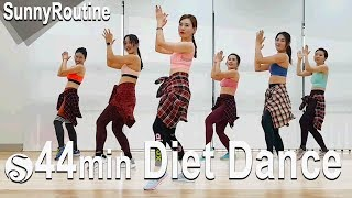 Sunny Routin. 44 Minute Diet Dance. Cardio. Choreo By Sunny. Sunny Funny Zumba. 다이어트댄스. 줌바. 홈트