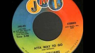 Don Williams ~ Atta Way To Go