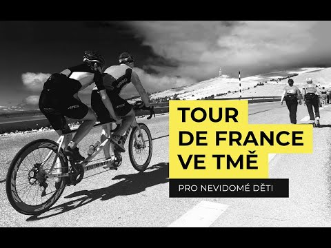 Tour de France ve tmě