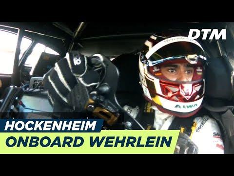 DTM Hockenheim 2018 - Pascal Wehrlein (Mercedes-AMG C63 DTM) - RE-LIVE Onboard (Race 1)