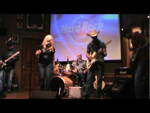 Keyla Reed @ GirlPower Project April 2012 (Hard Rock Cafe - Memphis, TN)