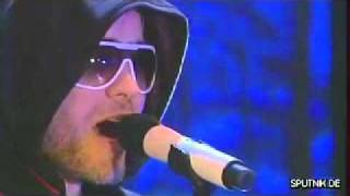 30 Seconds To Mars - Hurricane live @ Radio Sputnik