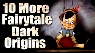 10 More Fairy Tale Dark Origins