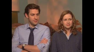 The Office | The Delivery | John & Jenna Interview - Video Youtube