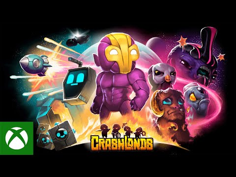 Crashlands Xbox Launch Trailer